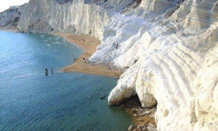 Riapre sul litorale agrigentino la Scala dei Turchi