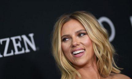 Scarlett Johansson l'attrice più pagata. La Vedova Nera a Venezia