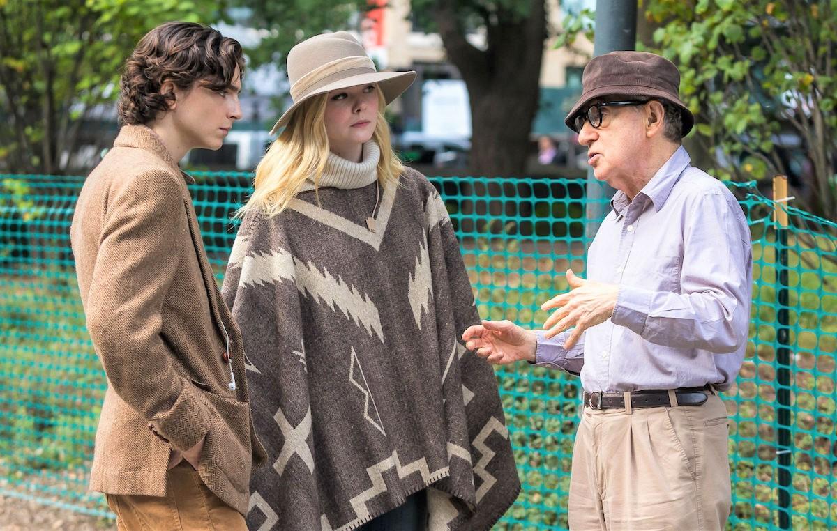 Arriva il nuovo film di Woody Allen ma attori si dissociano