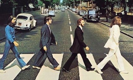 Londra, raduno fan Beatles per cinquantesimo copertina Abbey Road