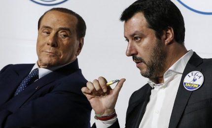 Centrodestra a opposizione Conte 2. Ma è gelo Berlusconi-Salvini