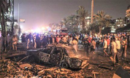 """Esplosione al Cairo, 20 morti. Fratelli musulmani dietro attacco. """"Atto terroristico"""""""