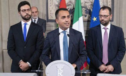 Di Maio: accordo con Pd, Conte garantisce nostro programma