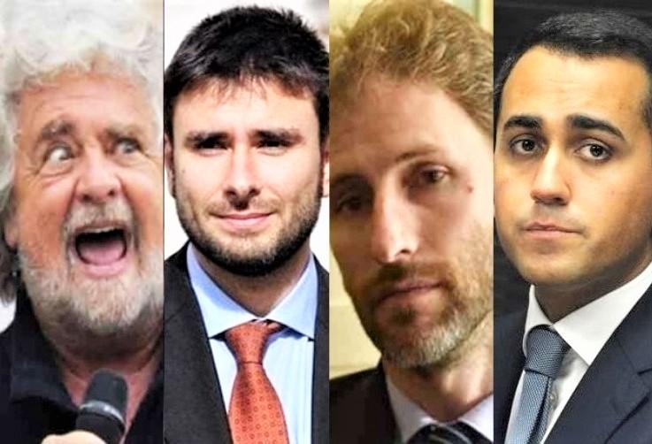 """I 5stelle a rapporto da Grillo, scontro a tutto campo M5s-Lega. """"Non più credibile"""". """"Vogliono Renzi? Lo dicano"""""""