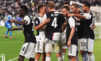 Rimonta Napoli ma Koulibaly fa vincere la Juve