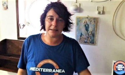 Appello di Mediterranea: siamo davanti Lampedusa, fateci sbarcare