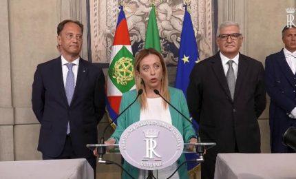 Meloni: elezioni unico esito possibile, rispettoso per Italia