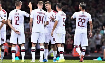 Milan piace ma United vince ai rigori, Suso si conferma