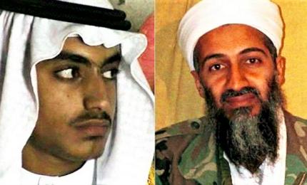 Secondo media Usa è morto Hamza, il figlio di Osama bin Laden