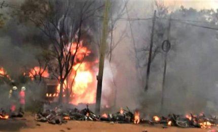 Tanzania, esplosione benzina fa strage di disperati