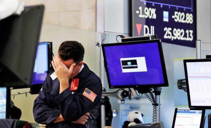Wall Street chiude in calo, pesa incertezza geopolitica
