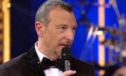 Il Sanremo di Amadeus, 20 big in gara e sarata cover