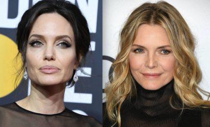 Angelina Jolie e Michelle Pfeiffer a Roma il 7 ottobre