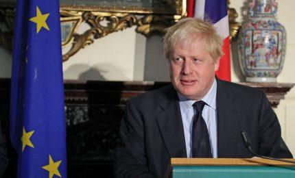 Brexit, Johnson pronto a usare l'arma delle elezioni anticipate
