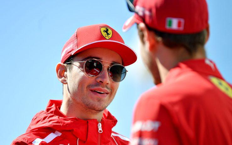 Altra magia Leclerc, eguaglia Schumi e Fangio