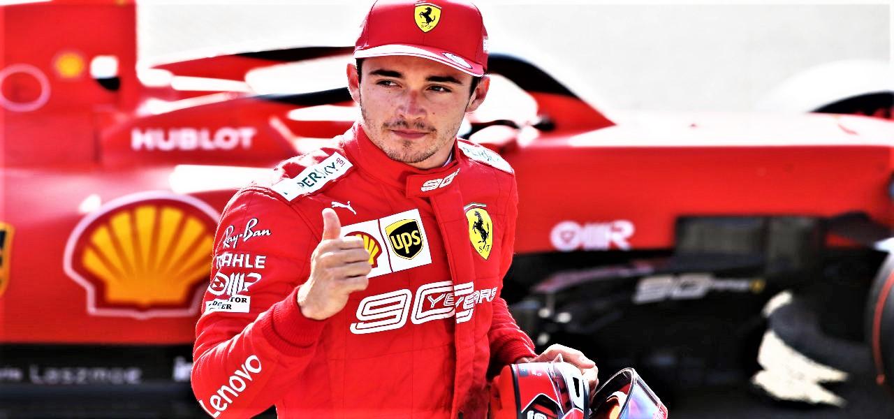 Singapore, terza pole di fila per Leclerc