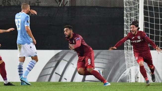 Europa League: la Lazio ci ricasca, perde 2-1 a Cluj