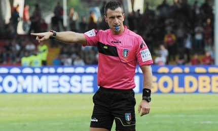 Arbitri, Milan-Inter affidata al romano Doveri
