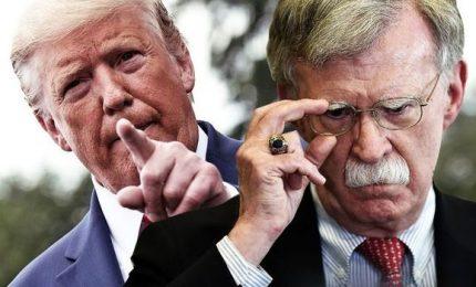 Trump: chieste dimissioni a Bolton. Lui: le ho presentate io