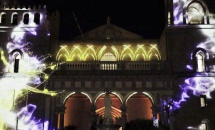 Duomo di Monreale, giochi di luce per il nuovo percorso di visita