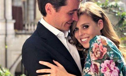 Beatrice di York sposerà l'italiano Edoardo Mapelli Mozzi