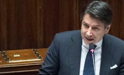 Conte chiede la fiducia alla Camera: proponiamo nuovo patto politico e sociale