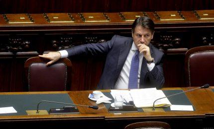 Il governo M5s-Pd parte con 169 senatori. Macron in arrivo a Roma