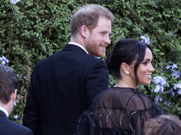 Harry e Meghan a Roma, cena a Cinecittà per nozze Misha Nonoo
