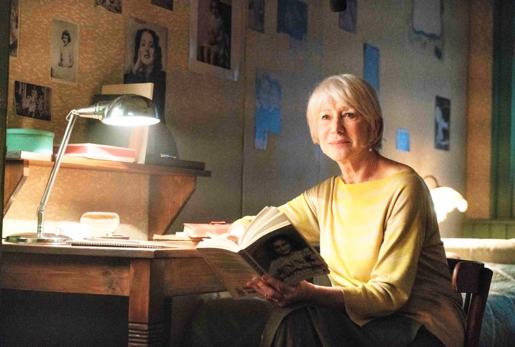Il trailer di #AnneFrank. Vite parallele, con Helen Mirren