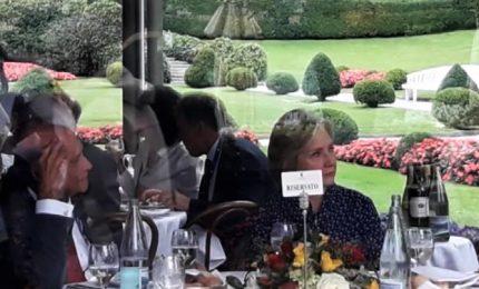 Cernobbio, Hillary Clinton guest star al forum Ambrosetti