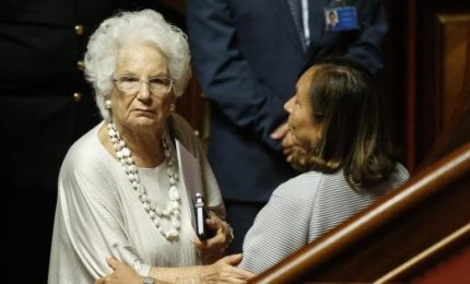 """Gli auguri di compleanno per Liliana Segre: """"Sono 89"""""""