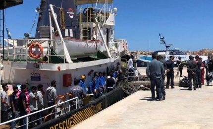Sequestrata la nave Mare Jonio