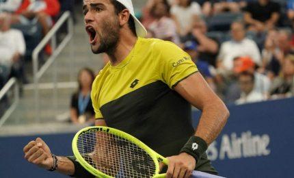Tennis, Matteo Berrettini salta le Olimpiadi