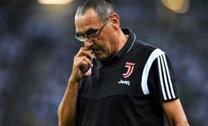 """Sarri: """"Domani valutiamo Ronaldo, il Napoli? Problemi loro"""""""