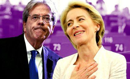 Oggi von der Leyen annuncia la nuova squadra della Commissione Ue, Gentiloni verso gli Affari economici