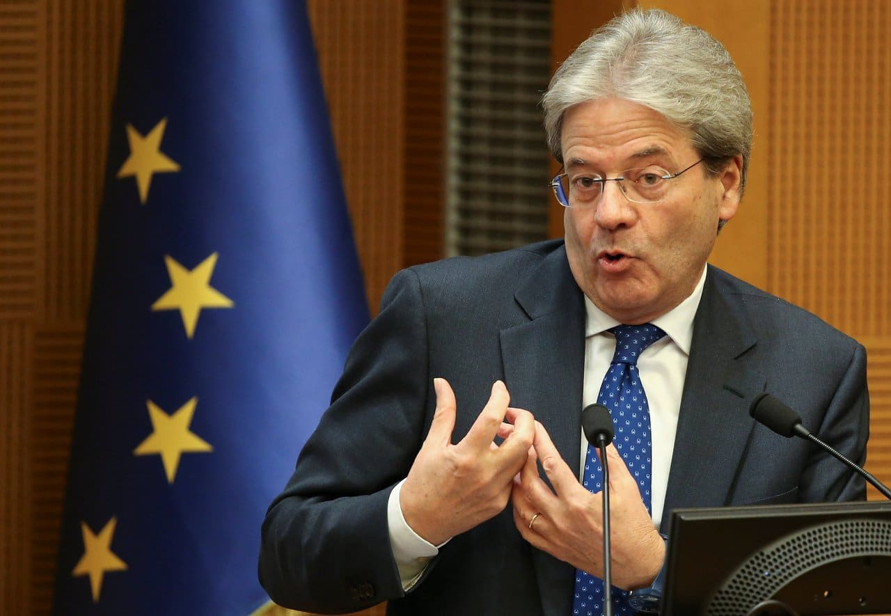 """Paolo Gentiloni da commissario all'Europarlamento: fissiamo priorità in Patto Ue, non sia """"un carciofo"""""""