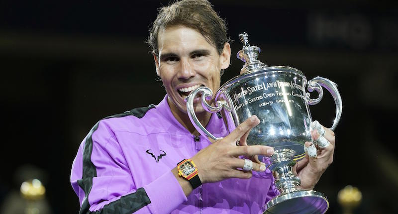 Us Open, Nadal nuovo re di New York tra record e lacrime
