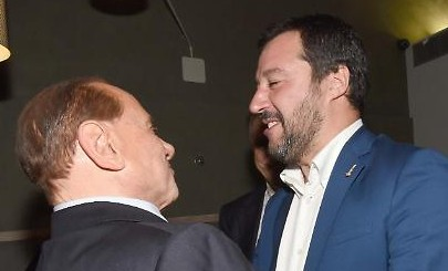 Berlusconi avverte, legittimato fascisti e Lega ma non vincono senza FI