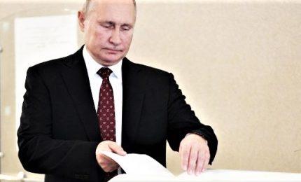 Russia, il partito di Putin perde un terzo dei seggi a Mosca