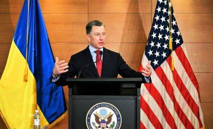 Impeachment Trump taglia le prime teste, si dimette inviato Usa in Ucraina