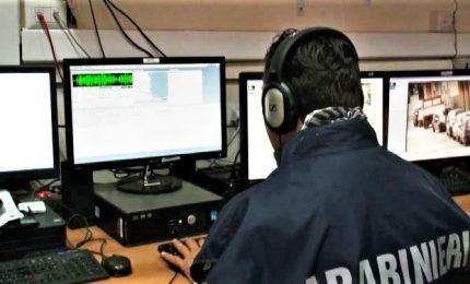 Carabinieri, false mail dell'Arma sono una truffa
