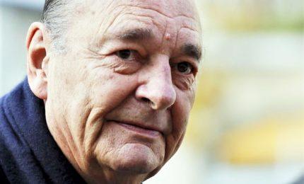 Morto l'ex presidente francese Chirac, minuto di silenzio all'Assemblea nazional