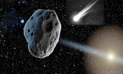 """In arrivo cometa """"aliena"""" di 10 Km di diametro"""