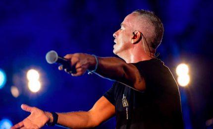 Ramazzotti incanta i fan all'Arena di Verona, prima di tre serate
