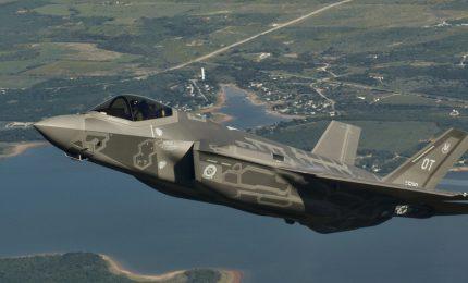 F-35 italiani vigilano spazio aereo Nato Islanda