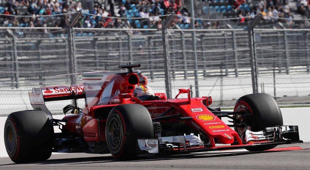 Ferrari a due punte, a Sochi Rossa non ha mai vinto