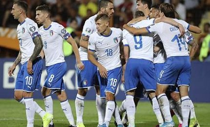 Armenia-Italia 1-3, quinta vittoria per gli azzurri
