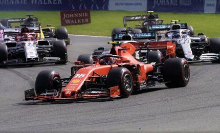 Pole in finale-caos, Ferrari Leclerc fa sognare Monza