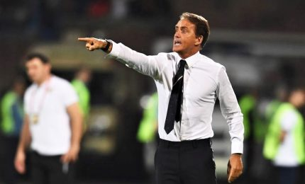 """Mancini: """"Ora Olimpico pieno come Italia 90"""""""