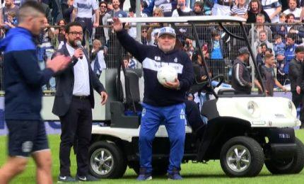Argentina in festa per il ritorno di Maradona come allenatore